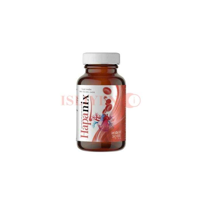 Hapanix phương thuốc điều trị tăng huyết áp