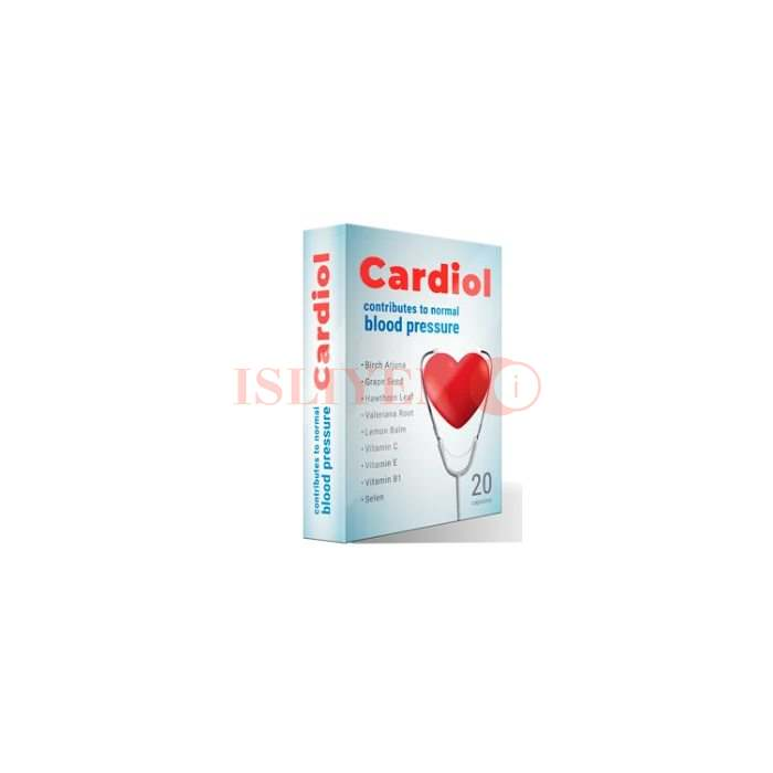Cardiol sản phẩm ổn định áp suất