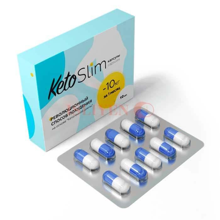 phương pháp giảm cân Keto Slim ở Việt Nam
