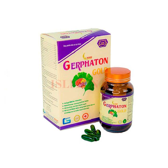 Gerphaton Gold để duy trì chức năng não