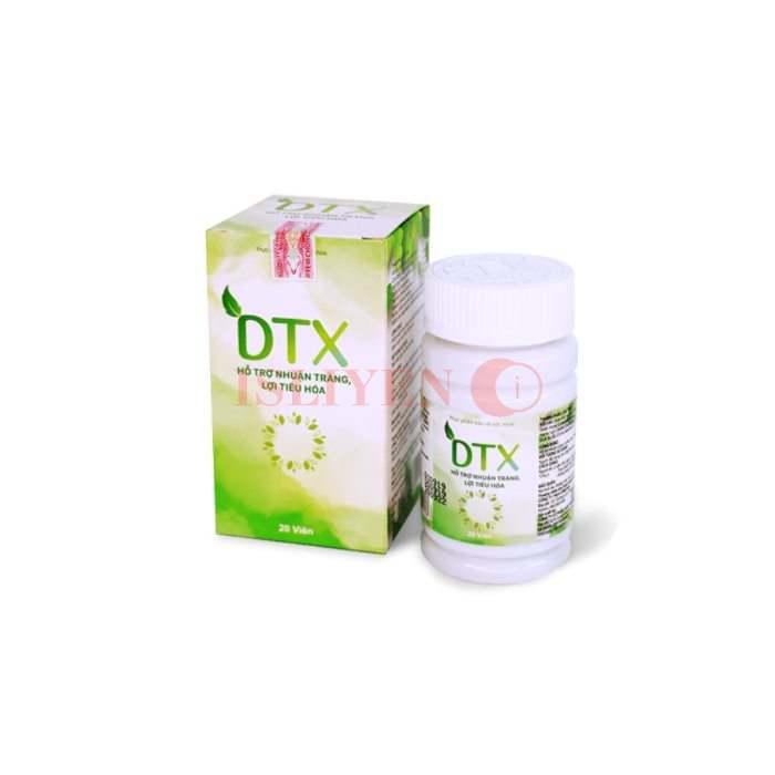 DTX phương thuốc ký sinh trùng
