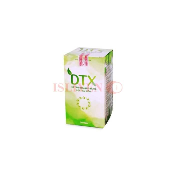phương thuốc ký sinh trùng DTX ở Việt Nam
